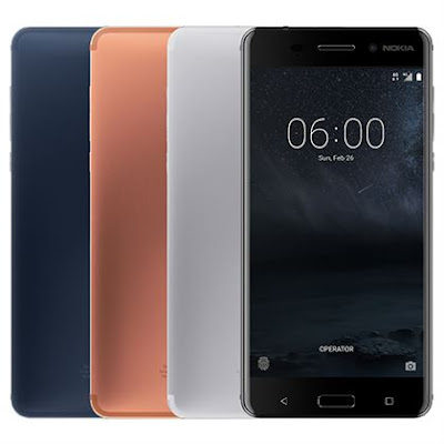 Nokia 6.1 (2018) with Fingerprint Price and specifications
