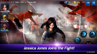 MARVEL Future Fight v1.7.0 Apk Data