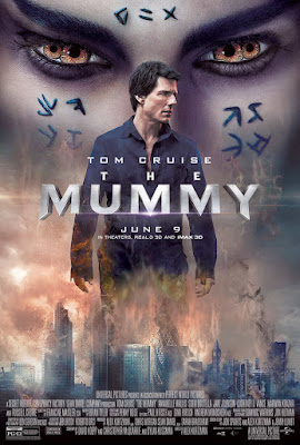 The Mummy 2017 Daul Audio HC HDRip 480p 200Mb HEVC x265