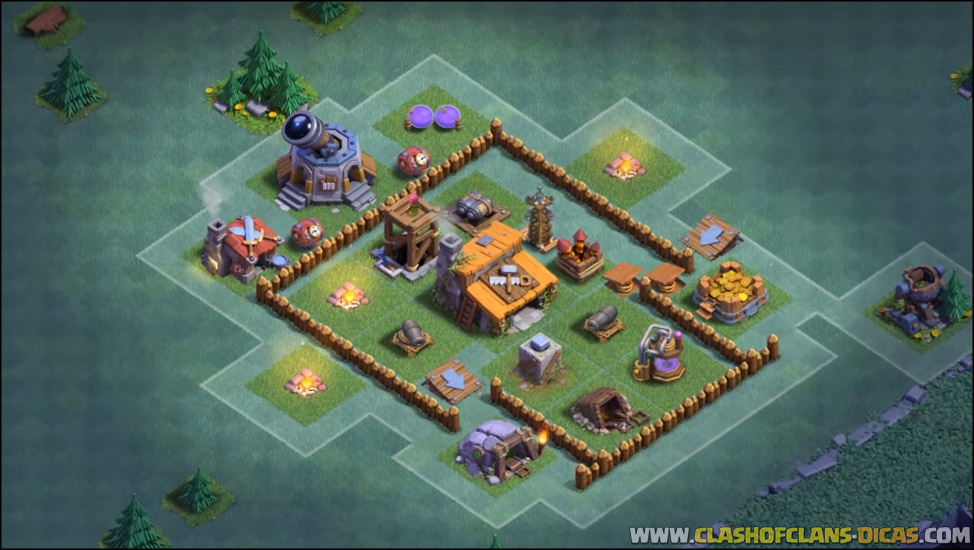 Best Builder Base Coc