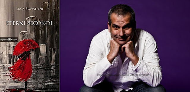 Libri - Luca Bonaffini presenta: Eterni secondi - intervista
