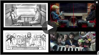 Curso de Ilustración de storyboards para cine y publicidad