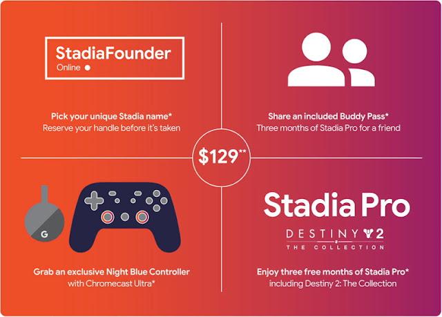 Insider afirma que Stadia ha tenido un arranque muy mejorable en ventas.