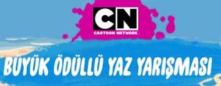 Cartoon Network Yaz Yarışması