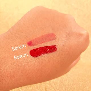 Batom Líquido Glam Duo Clinical Micropigmentação Canela Sublime Eudora dicas da tia cores