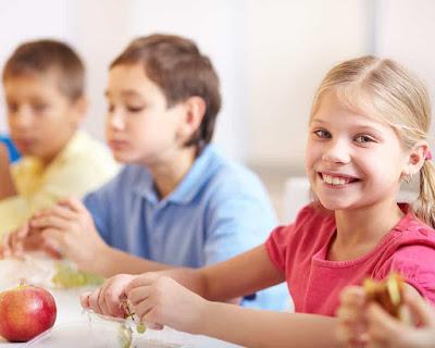 Nutrición rendimiento escolar