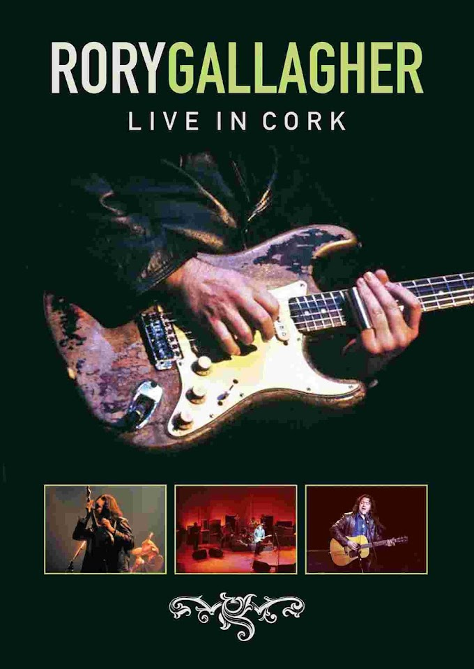 Rory Gallagher - Tattoo'd Lady (Live At Cork)
