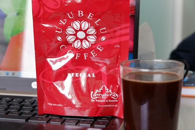 Dikasih Bungkusan Ulubelu Coffee Special dari Lampung