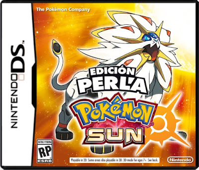 Pokemon Sun Pearl NDS ROM Download