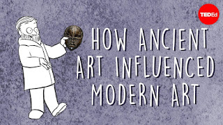 Ancient art influenced modern art