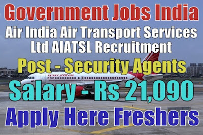 AIATSL Recruitment 2018
