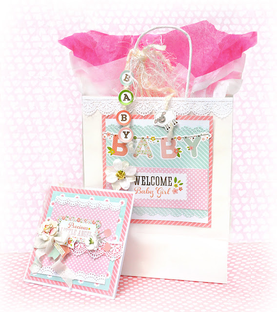 Matching Gift Bag Set