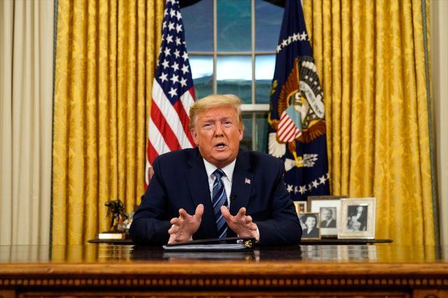 Kebijakan Donald Trump Selamatkan Ekonomi Batasi Pekerja Asing