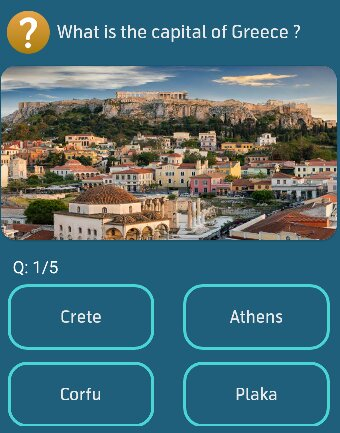 What is the capital of Greece?