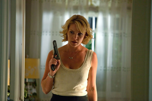 'Killers' (2010) - A Breezy Marriage Rom Com. A review of the Ashton Kutcher and Katherine Heigl comedy. Text © Rissi JC