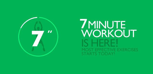 قم بتنزيل برنامج  7Minute Workout Pro 1.363.112  - برنامج تمرين لهواتف الاندرويد  لمدة 7 دقائق