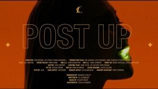 Post Up Lyrics - CL