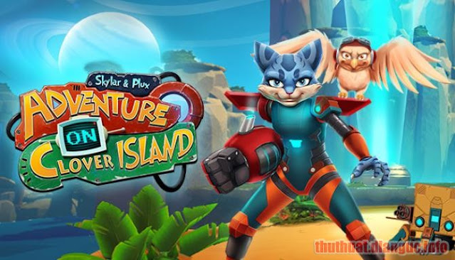 tie-smallDownload Game Skylar & Plux: Adventure On Clover Island Full Crack