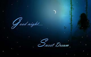 Good Night wallpaper for Girlfriend