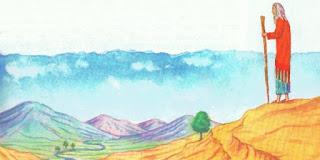 """""""La terre promise"""". Un poème de Benito Assani"""