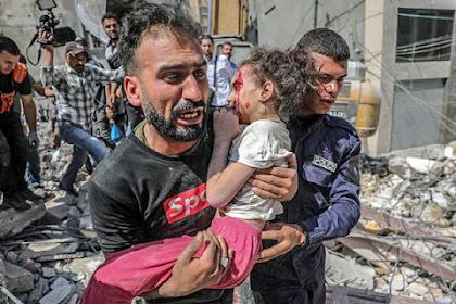 Save the Children: Tiga Anak Di Gaza Terluka Setiap Satu Jam