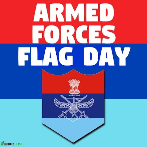 (Latest) Indian Armed Forces Flag Day 2020 Images, Poster, Wallpaper