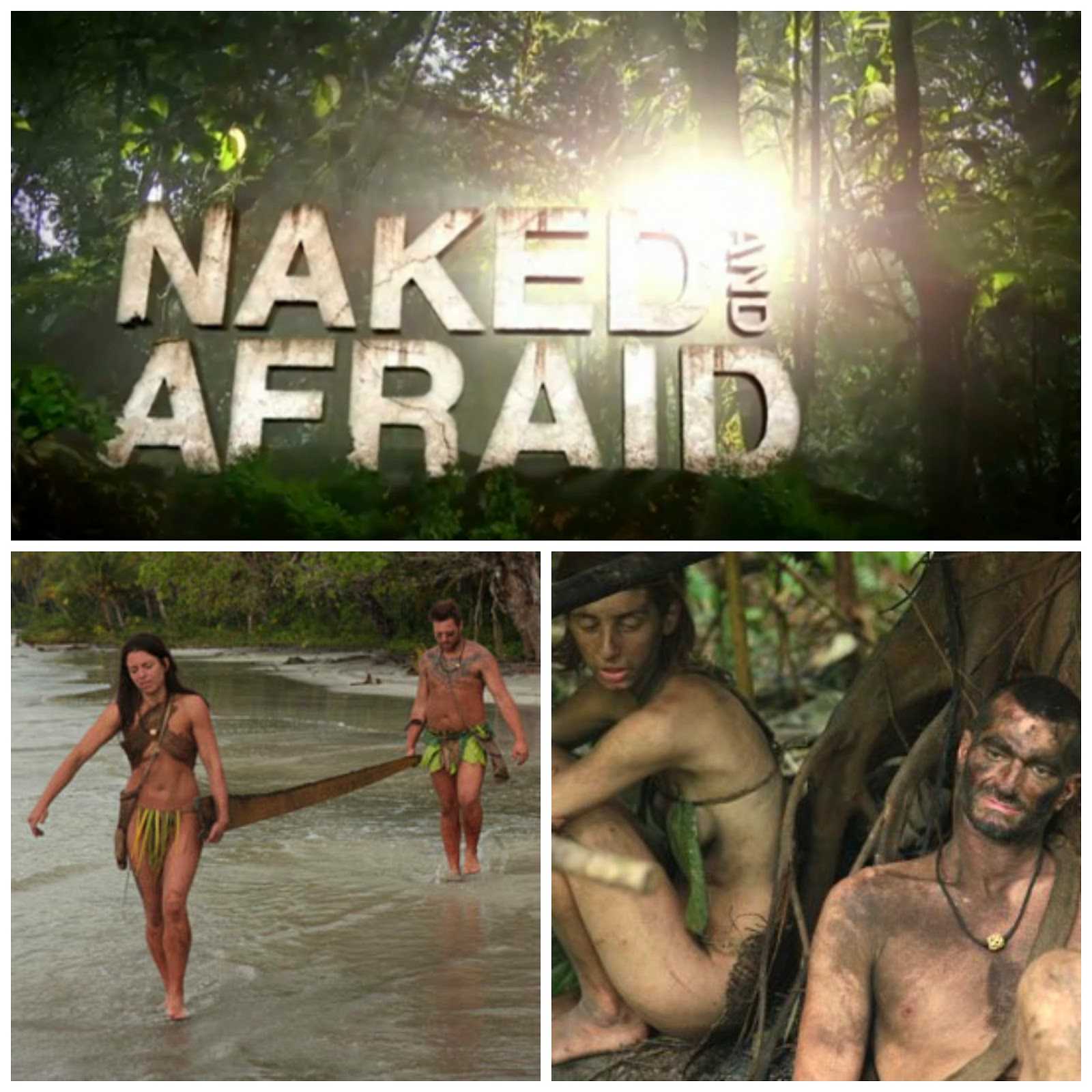 Kim Naked And Afraid