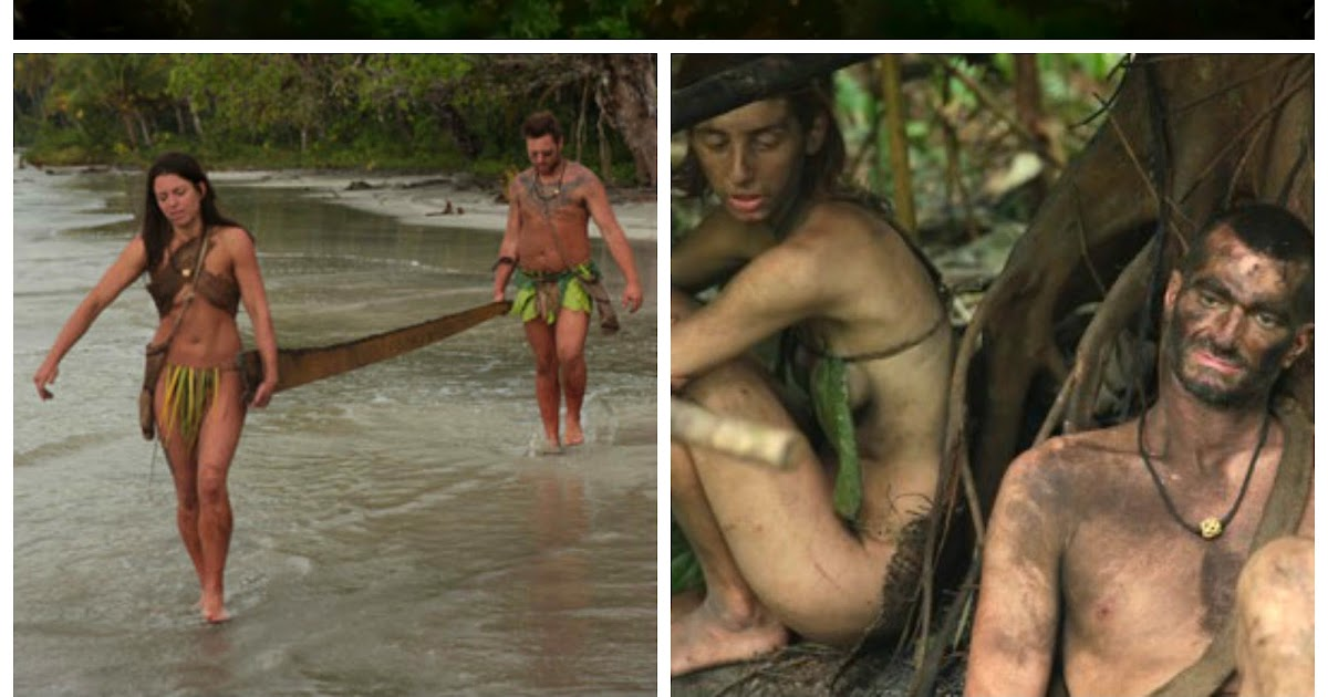 Naked And Afraid - Current New Obsession  Spilling The -1518