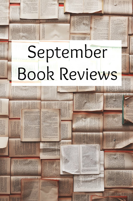 September Book Reviews