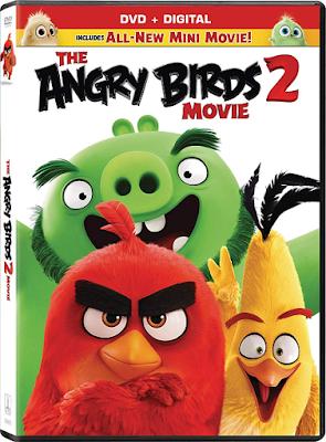 The Angry Birds 2 [2019] [DVD R1] [Latino]