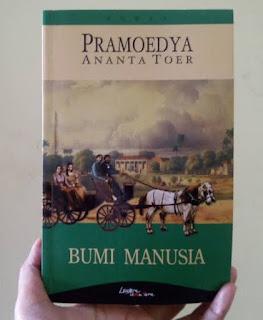 Download PDF Bumi Manusia Novel Best Seller Karya Pramoedya Ananta Toer