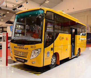 Hore!! 2019 Lampung Selatan Punya Bus Sekolah Gratis