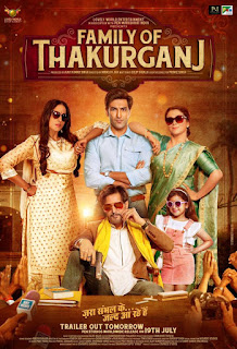 Family of Thankurganj First Look