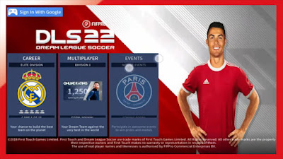 تحميل لعبة دريم ليج Dream League Soccer 2022 مهكرة للاندرويد من ميديا فاير