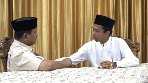 Ustadz Abdul Somad Galang Dana Beli Kapal Selam, Kemenhan Tak Ingin Berburuk Sangka