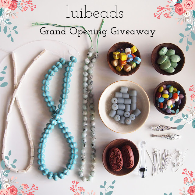 luibeads giveaway
