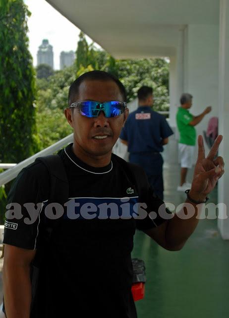 Bonit Wiryawan Soroti Performa Gugun di Kompetisi Internal PP PELTI
