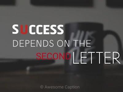 Best Instagram Attitude Status On Success