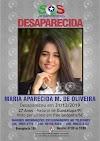 URGENTE: Jovem Guadalupense está desaparecida em Santa Catarina