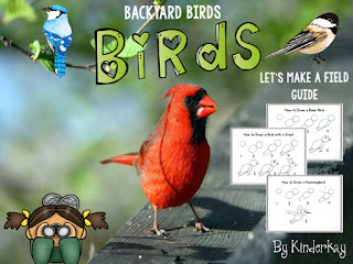 https://www.teacherspayteachers.com/Product/Backyard-Birds-Lets-Make-a-Field-Guide-FOR-YOUNG-CHILDREN-137595