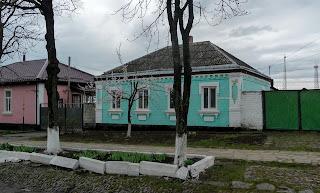 Бобринець. Вул. Миколаївська. Житлові будинки