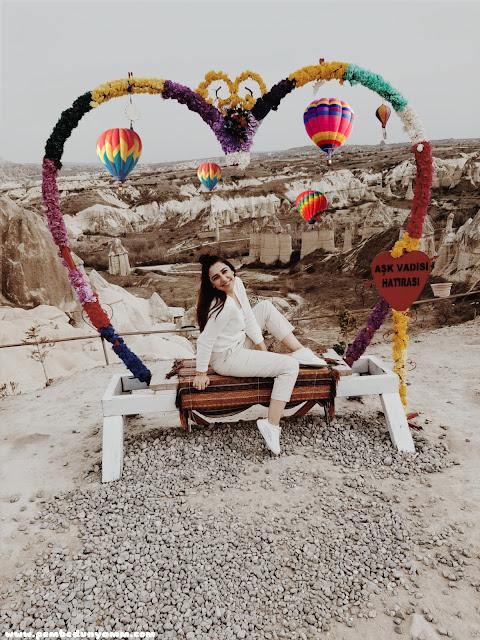 Kapadokya seyahat blog