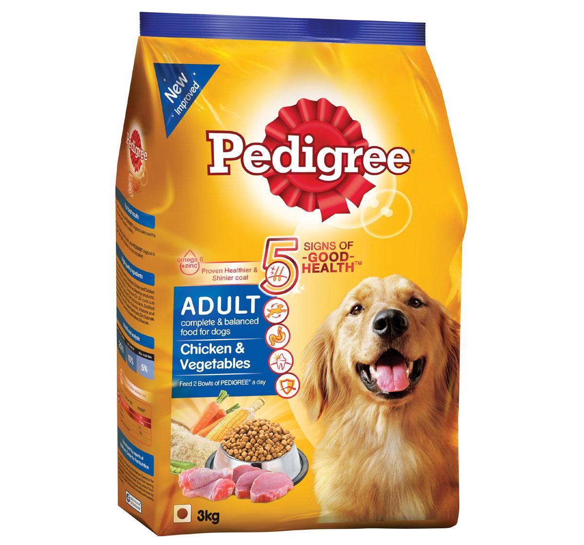 Jual Murah Isi 6 Pack Pedigree Pouch 130gr Makanan Anjing Basah Rasa Dry 15kg Kering Chicken Veg Pee Wee Petshop Kucing Palembang Beef