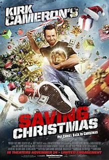 Review - Saving Christmas