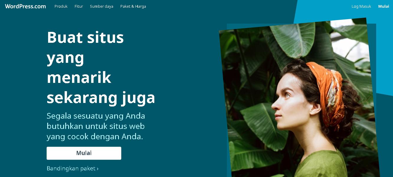 WordPress.com Homepage - Cara Manual Menghapus Plugin Wordpress Tanpa wp-admin