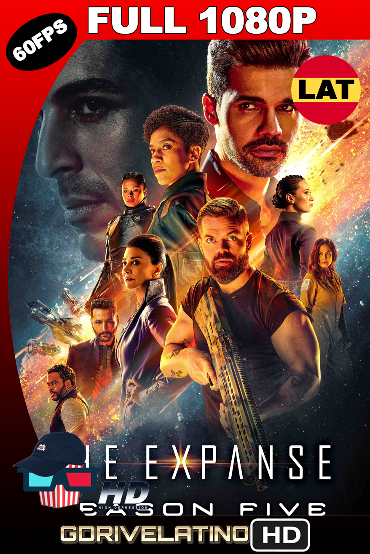 The Expanse (2020) AMZN Temporada 05 [07/10] WEB-DL FULL 1080p (60 FPS) Latino-Ingles MKV