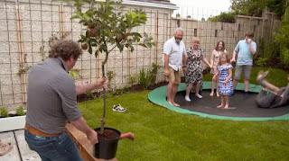 Diarmuid Gavin garden makeover