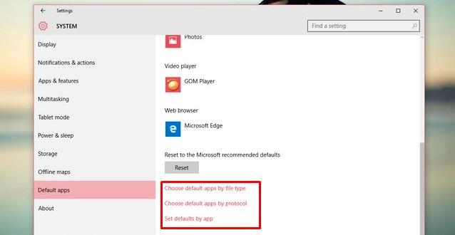 Cara Merubah Default Program di Windows 10