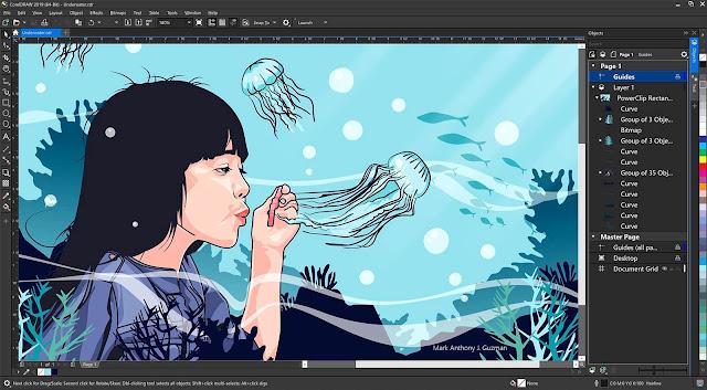 Download CorelDRAW Graphics Suite 2019 Full Version Terbaru 2021 Free Download
