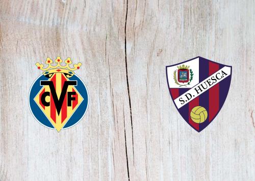 Villarreal vs Huesca -Highlights 13 September 2020